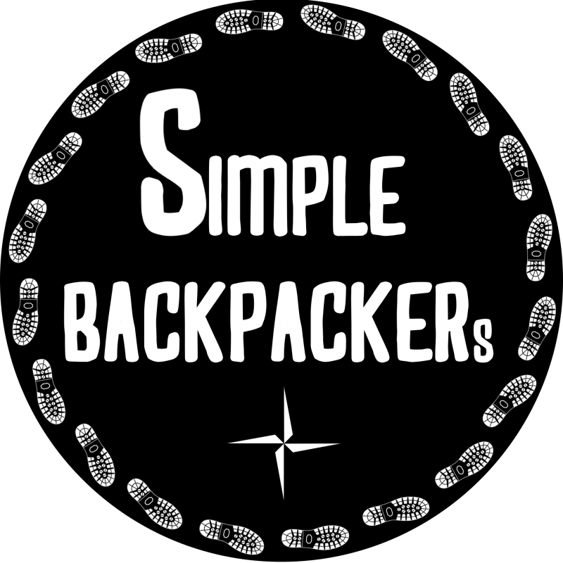 Logo Simple Backpackers